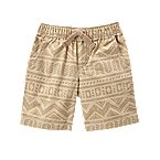 Geo Print Shorts