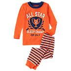 Sleep Champ 2-Piece Pajama Set