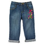 Floral Best Friend Jeans