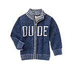 Dude Zip Sweater