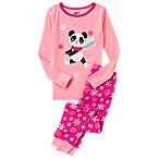 Panda 2-Piece Pajama Set