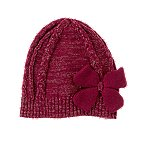 Bow Cable Hat