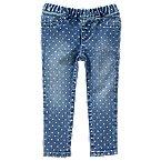 Dot Skinny Jeans