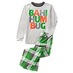Bah Hum Bug 2-Piece Pajama Set