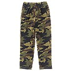Camo Microfleece Pants