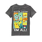 Grid Pokemon Tee