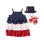 Red, White & Ruffles