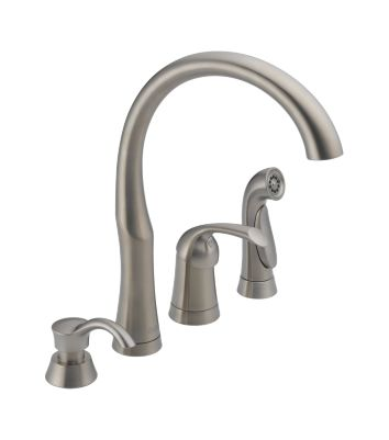 11946 sssd dst bellini single handle kitchen faucet with commercial kitchen faucets