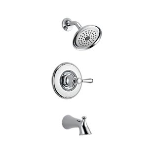 Silverton Monitor® 14 Series Tub and Shower Trim & Rough