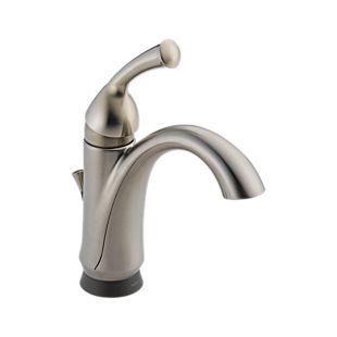 Lewiston Single Handle Lavatory Faucet with Touch2O® Technology