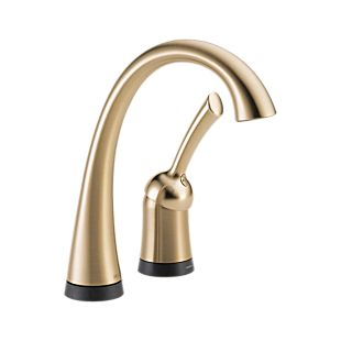 Pilar Single Handle Bar/Prep Faucet with Touch2O® Technology