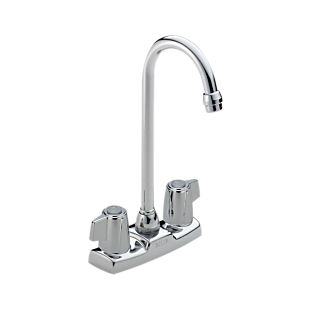 Classic Two Handle Blade Bar/Prep Faucet