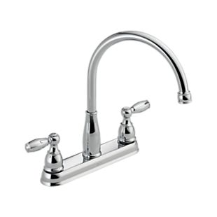 Foundations Two Handle Kitchen Faucet
