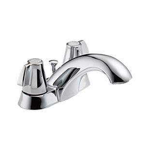 Classic Two Handle Centerset Lavatory Faucet