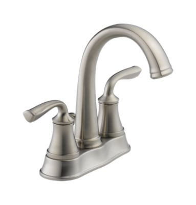 Lorain Two Handle Centerset Lavatory Faucet