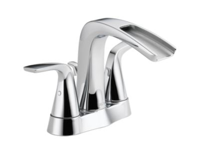 Tolva Two Handle Centerset Lavatory Faucet