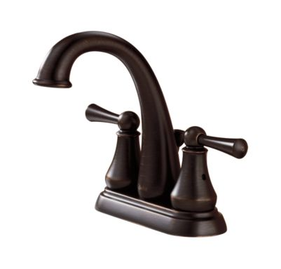 Lewiston Two Handle Centerset Lavatory Faucet