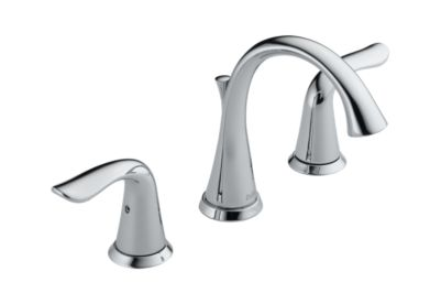 Lahara Two Handle Widespread Lavatory Faucet