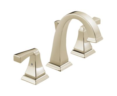 Dryden™ Two Handle Widespread Lavatory Faucet
