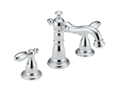 Victorian Two Handle Widespread Lavatory Faucet