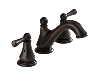 Lewiston Two Handle Widespread Lavatory Faucet