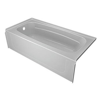 30″ Bathtub LH