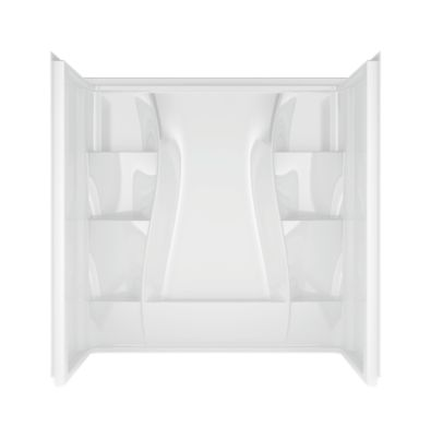 Delta 60x32 Bathtub Wall Set
