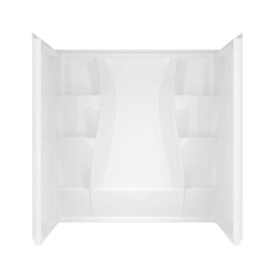 Delta 60x32 Shower Wall Set