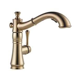 Cassidy Single Handle Pull-Out Kitchen Faucet