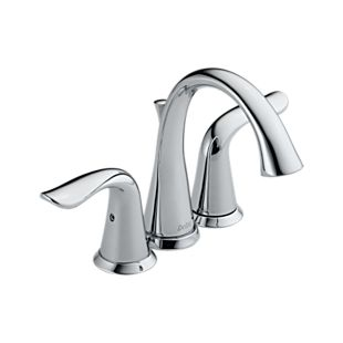 Lahara Two Handle Mini-Widespread Lavatory Faucet