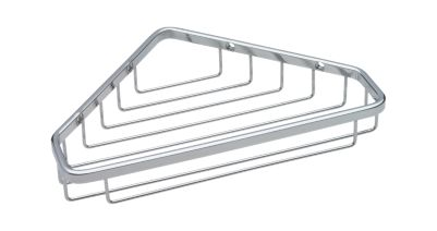 Delta Stainless Steel Large Corner Caddy