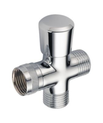 Delta 3-Way Shower Arm Diverter for Hand Shower