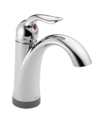 Lahara Single Handle Lavatory Faucet with Touch2O.xt™ Technology