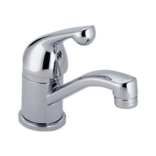 Classic Single Handle Centerset Specialty Faucet - Less Pop-Up