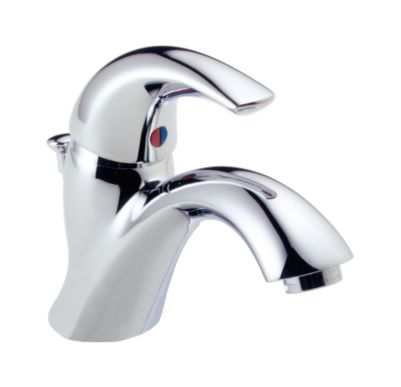 Classic Single Handle Centerset Lavatory Faucet