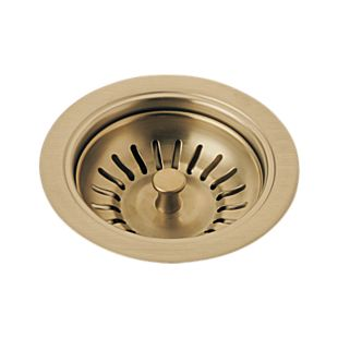 Delta Flange and Strainer - Kitchen Sink