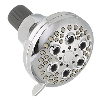 Water-Saving Five Spray Massage Shower Head