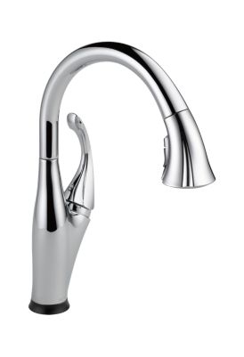 Addison Single Handle Pull-Down Kitchen Faucet with Touch2O® Technology