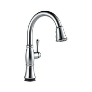 Cassidy Single Handle Pull-Down Kitchen Faucet with Touch2O® Technology