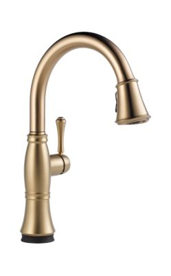 Cassidy™ Single Handle Pull-Down Kitchen Faucet with Touch2O® Technology