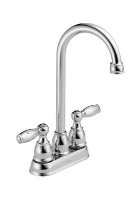 Foundations Two Handle Bar/Prep Faucet