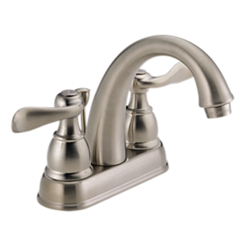 Two Handle Centerset Bath Faucet