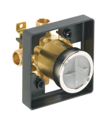 Lahara MultiChoice® Universal Tub and Shower Valve Body
