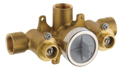 Sensori Thermostatic Valve Body With Stops R66000 Ws