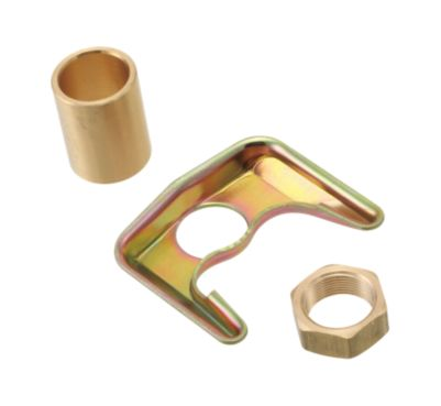 Delta Mounting Bracket and Nut