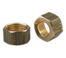 Coupling Nuts - Qty. 2