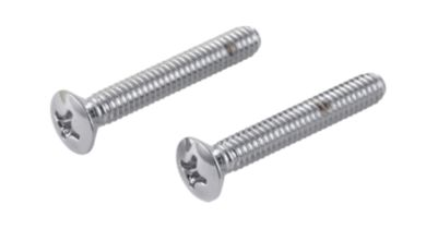 Delta Overflow Plate Screws