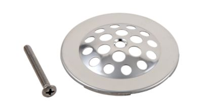 Delta Dome Strainer with Screw