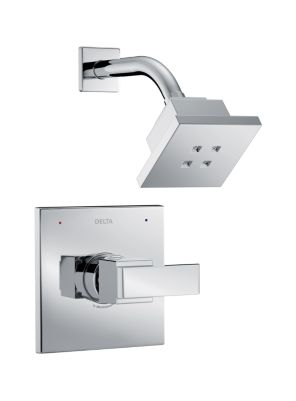 Ara Monitor 14 Series Shower Only Trim with H2Okinetic