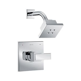 Ara Monitor 14 Series Shower Only Trim with H2Okinetic Shower Head